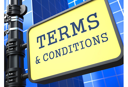 zCarLease Terms and Condition policy street